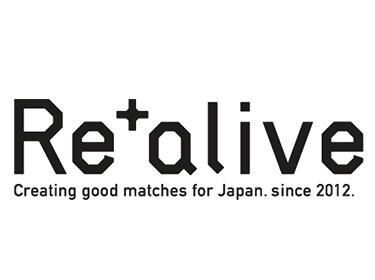 株式会社リアライブ ロゴ