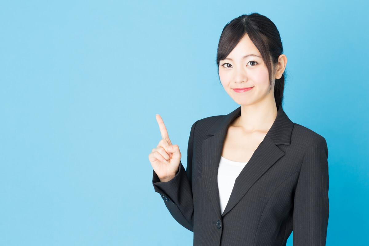 女性のイメージ1