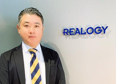 株式会社REALOGY様 イメージ